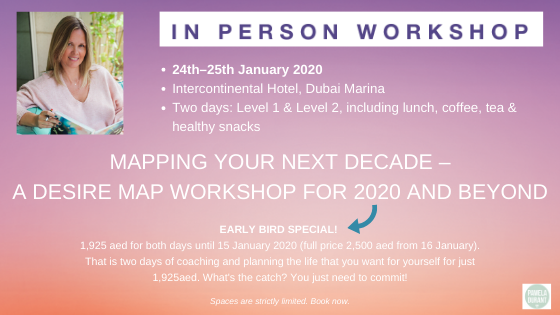 Mapping Your Next Decade