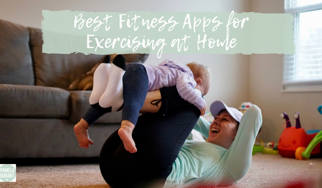 Best fitness apps for home workouts