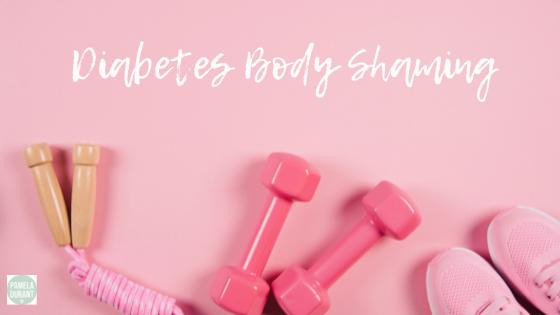Diabetes Body Shaming